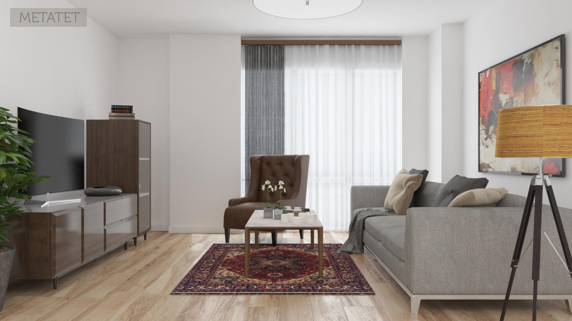 Private apartment 14 - Metatet